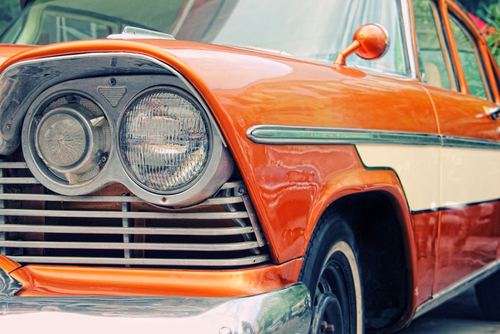 NJ classic car insurance