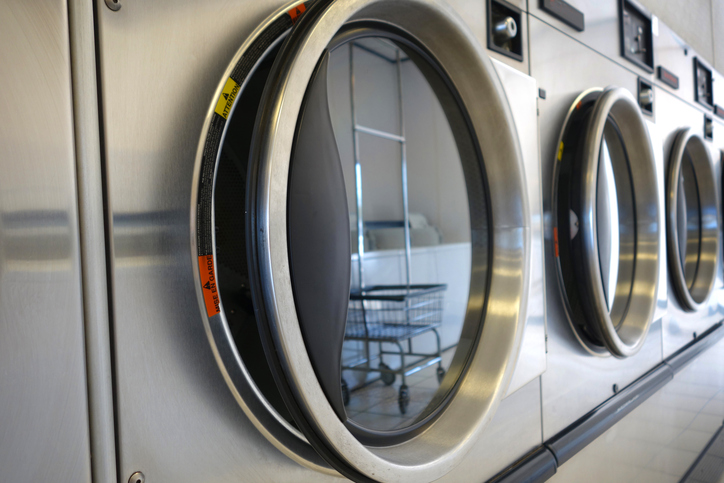 Self-service laundromat insurance